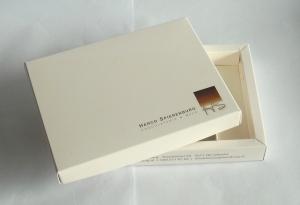 doos met los deksel op maat gemaakt