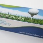 golfbaldoosje voor 3 golfballen