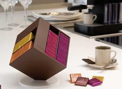 chocoladeverpakkingen