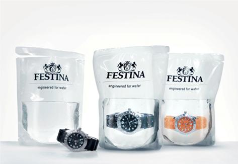 Horloge verpakking