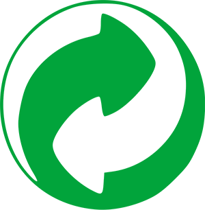 Symbool Groene Punt