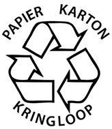 papier karton kringloop