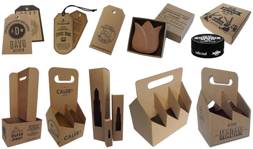 Duurzame verpakking, kraft verpakking, kartonnen bakjes, kleine kartonnen doosjes, verpakking op maat, doosje, doosjes bedrukken, bedrukte doosjes, kleine doosjes, doosje maken van karton, doosje maken
