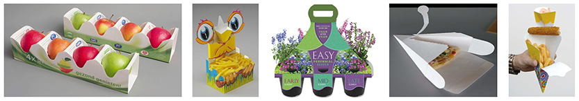 Innovatieve verpakkingen, duurzame verpakkingen ontwerpen, Innovatief ontwerpen met duurzaam materiaal