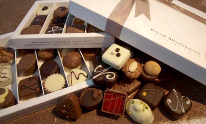 voedselverpakkingen, voedselgeschikte verpakkingen, verpakking, verpakking chocolade