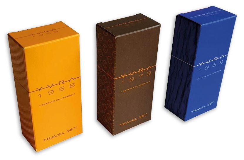 mooi bedrukt doosje travel set parfum op maat