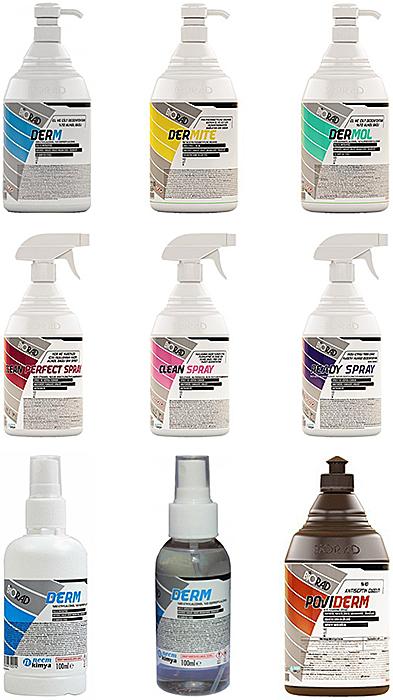 corona schoonmaakmiddelen, hygiëne producten, mondkapje