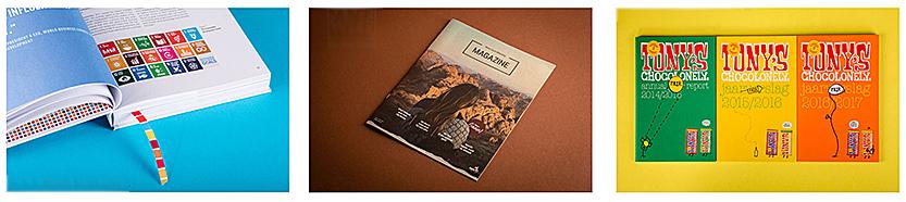 Duurzaam papier en karton van landbouwafval