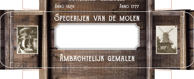 voorbeeld van een doosje op maat laten maken